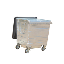 1100L-6-2 Hot Dip Galvanized Black Steel Belt Powder Coating Dust Box