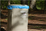 How to Clean the Outdoor Trash Bins