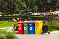 What is the meaning of garbage classification?