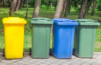 Three Elements to Be Considered for Outdoor Trash Cans